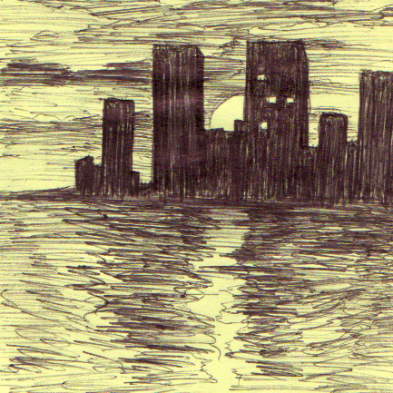 City Seascape