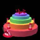 Rainbow Cake Factory
